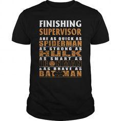 FINISHING SUPERVISOR Are as Like as Spiderman Hulk Ironman Batman T Shirts, Hoodies. Check price ==► https://www.sunfrog.com/LifeStyle/FINISHING-SUPERVISOR--BATMAN-Black-Guys.html?41382