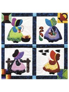 Annie's - More Sunbonnet Sue's Favorite Quilt Designs Pattern