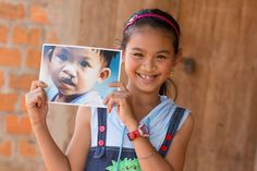 Sweet Ngan before and after her surgery. Now living a life full of opportunities - with her beautiful new smile. Read more about Ngan here: http://www.operationsmile.org/living_proof/patient-stories/ngan.html  #operationsmile #smile #transformationtuesday #change