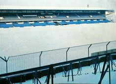 St Andrews Birmingham City Fc, St Andrews, Terrace, Past, Saints, Blues, Football, Balcony, Soccer