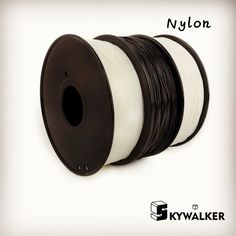 3 colors nylon filament  3d filament 3d printer PA material 1.75mm 3mm 3d filament nylon filament