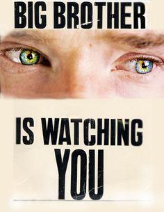 Big Benedict is watching YOU