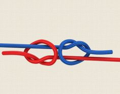 How to tie a fisherman's knot #handmade #jewelry #knotting