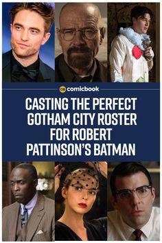 Casting the Perfect Gotham City Roster for Robert Pattinson's Batman. Gotham Characters, Batman Story, Ernie Hudson, Wayne Enterprises, Matt Reeves, Comic News, Sci Fi Thriller, New Actors, Hugh Laurie