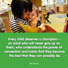 Early Childhood quote