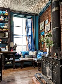 casa de color: Odd Decoración en Nueva York