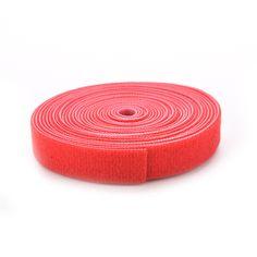 ขายสินค้ายอดนิยม ราคาไม่แพง Buytra Self Attaching Velcro Hook and Loop Tape Fastener Red ปลอดภัย มีมาตรฐาน ได้รับการรับรอง