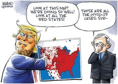 Trump Cartoons, Free Cartoons, Political Cartoons, Donald Trump, Red State, The Week Magazine, Satire, Current Events, Jokes