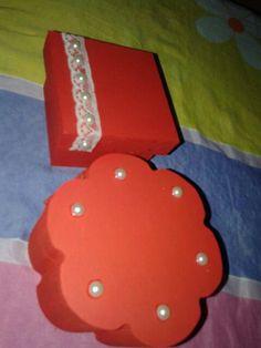 Caixinhas de MDF decoradas♥