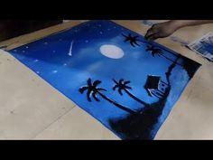 Nature rangoli design by creative hands | beautiful kojagiri easy rangoli design - YouTube Indian Rangoli Designs, Rangoli Designs Latest, Rangoli Border Designs, Rangoli Ideas, Rangoli Designs Images, Beautiful Rangoli Designs, Rangoli Painting, Poster Rangoli, Rangoli Simple