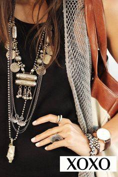 Recuerda que los #accesorios marcan la diferencia en tu #look #XOXO