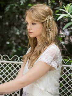 Fabulous Wedding Hairstyle Inspiration - MODwedding