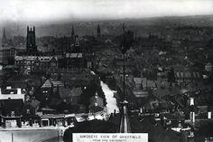 Old Postcard, Sheffield