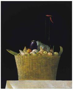 Julio Larraz (Cuban b. 1944). Flying Colors. 1978 -