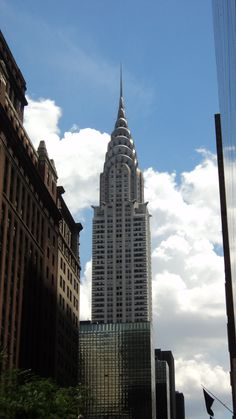This is the Chrysler Building