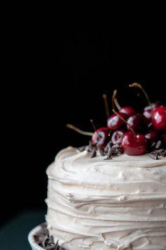 Cherry Chocolate Cake