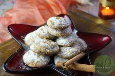 Zimt-Sesam Kekse
