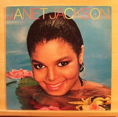 JANET JACKSON - Same - mint minus - Vinyl LP - OIS - Say you do - Young Love RAR