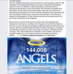 144,000 Angels