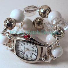 Clearly White Watch Band - Which Watch Designs