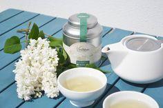 Notre thé Fleur de Yûna accompagnera vos journées de printemps !