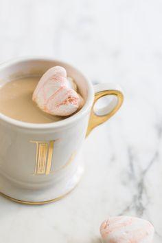 Marbled Heart Marshmallows | LaurenConrad.com