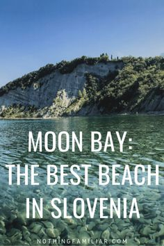 If you're looking for the best beach in Slovenia then we're here to help! Come explore Strunjan Nature Park, swim in Slovenia, and enjoy Moon Bay. Travel Through Europe, Travel Around The World, Slovenia Travel, Slovenia Info, Bled Slovenia, Cool Places To Visit, Places To Travel, Koh Tao, Travel Advice