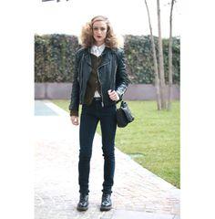 Raquel Zimmermann http://www.vogue.fr/defiles/street-looks/diaporama/street-looks-a-la-fashion-week-automne-hiver-2013-2014-de-milan-jour4/11962/image/713192#4