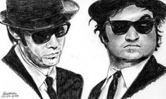 Blues Brothers as my cover @ http://www.facebook.com/oltimus