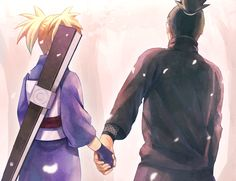On of the many amazing couples Kishimoto gave to us!