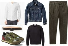 How to Wear Camo: Cool & Refined | For the Creative Office