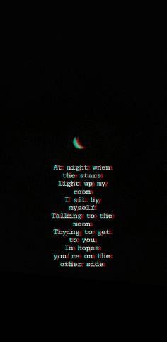 Bruno Mars Songs Lyrics, Bruno Mars Quotes, Song Lyric Quotes, Music Lyrics, Music Quotes, Moon Quotes, Sad Quotes, Words Quotes, Qoutes