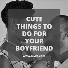 """If you are out of ideas, check out our enormous list of cute things to do for your boyfriend and list of other things to do to improve your relationship Read our article now: """"Nice, Romantic And Cute Things To Do For Your Boyfriend"""" relationshipslove Surprises For Your Boyfriend, Things To Do With Your Boyfriend, Surprise Boyfriend, Boyfriend Gifts, Boyfriend Stuff, Boyfriend Advice, Welcome Home Ideas For Boyfriend, Cute Gifts For Your Boyfriend, Boyfriend Questions"""