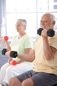 Exercise DVDs Can Be Beneficial To Senior Living | Sunrise Senior Living