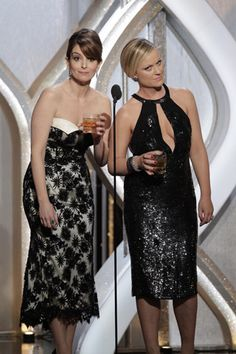 10 Reasons Tina Fey and Amy Poehler Should Host Everything