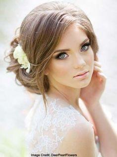 Elegant #Wedding #Hairstyle