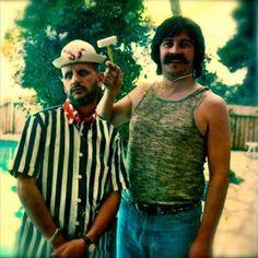 Ringo Starr & John Bonham-2 on one pic. Ringo is the reason I play drums, Bonzo is from whom i stole many licks!