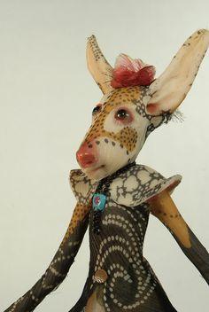 by theFiligree, Celena & Martin art doll