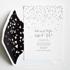 Resultado de imagen para invitaciones boda minimalista