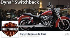 Marca de motos Harley-Davidson lança aplicativo que altera visual do Facebook - Web Expo Forum 2012