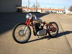 Royal Enfield custom