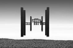 Brighton, the old pier by Durdenyr.deviantart.com on @DeviantArt