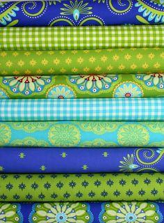 Gypsy Bandana Fabric by Pillow and Maxfield Gypsy Moon