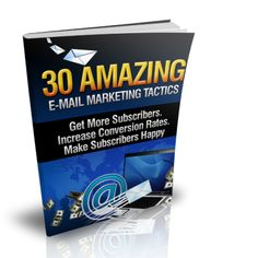 Time to give this ebook a quick glance if it has real value, or is one of those JUNK products out there. I would say, there are some important Email Marketing Techniques and Tips...read more