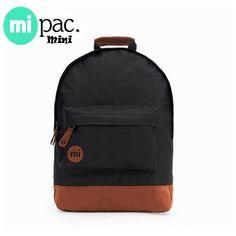 Mi-Pac Mini Rugzak Classic Black