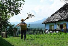 Via Why I Love Romania Facebook Page - Desești - Maramures