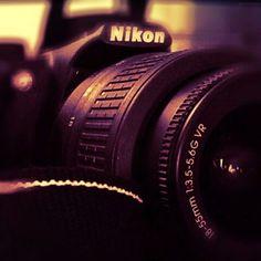 Nikon ... my camera love.   #nikon #photography #instagram #camera