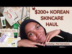 Korean Skincare HAUL - [COSRX, Celimax, Benton + DISCOUNT CODE!] STYLEKOREAN K-Beauty - YouTube Cosrx, K Beauty, Korean Skincare, You Videos, Online Business, Promotion, How To Remove, Coding, Skin Care