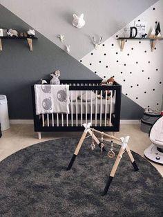 Adorable Nursery Design and Decor Ideas for your little ones - Baby Room Ideas Zoo Nursery, Project Nursery, Nursery Room, Kids Bedroom, Zoo Project, Trendy Bedroom, Nursery Themes, Bedroom Modern, Woodland Nursery