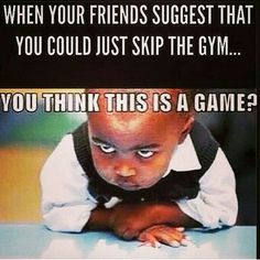Humor Fitness Humor When your friends suggest that you could just skip the gym.Fitness Humor When your friends suggest that you could just skip the gym. Fitness Humor, Fitness Logo, Fitness Workouts, Gym Humour, Workout Humor, Fitness Quotes, Easy Workouts, Health Fitness, Gym Fitness